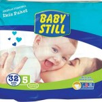 Baby Still Diaper
