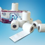 Fly Toilet Paper