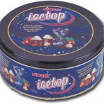 Icetop Milk Cocoa with Hazelnut Cream Filling