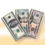 Money Envelope Tablet Compound DOLLARS