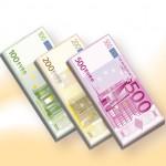 Money Envelope Tablet Compound Euro