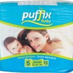 Puffix Baby Baby Diaper