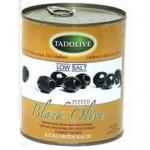 Tadolive Pitted Black Olives